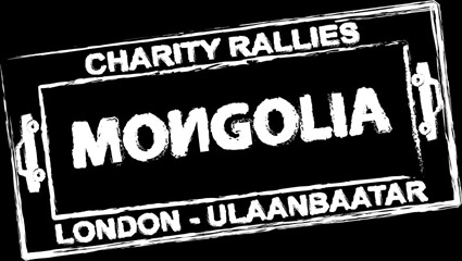 Mongol Charity Rally